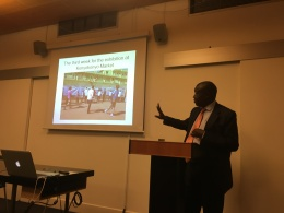 Dr Youssef Onyalla (National Archives of South Sudan)